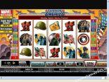 ротативки безплатни Captain America CryptoLogic