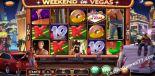ротативки безплатни Weekend in Vegas iSoftBet